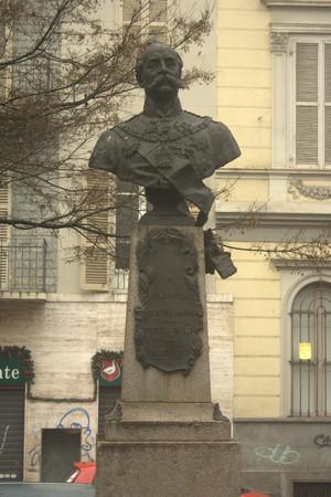 Busto di Salvatore Pes di Villamarina