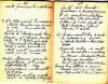 Diario dell'Istituto Lorenzo Prinotti, 1942. ASCT, Fondo Prinotti cart. 31 fasc. 11, 10, pp. 26-27. © Archivio Storico della Città di Torino