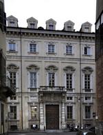 Palazzo Graneri della Roccia, Circolo degli artisti