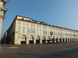 Palazzo Avogadro di Collobiano, già Villa di Villastellone