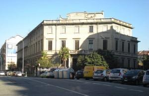 Ospedale Luigi Einaudi, ex Astanteria Martini, locali in disuso. Fotografia di Angela Caterini, 2015 in www.immaginidelcambiamento.it
