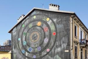 Corn79, Il suono dell'universo, 2015, borgata Tesso