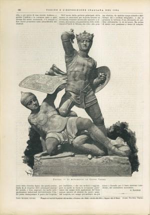 Monumento al Conte Verde, da