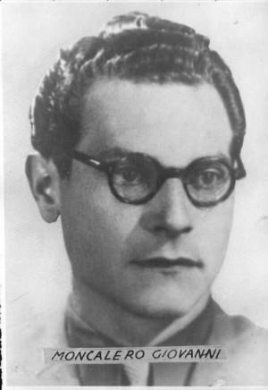Moncalero Giovanni (1919 - 1945)