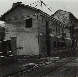 Piccolo nucleo di edifici di civile abitazione