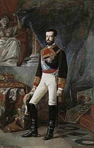 Amedeo di Savoia duca d'Aosta (Torino 30 maggio 1845 - 18 gennaio 1890)