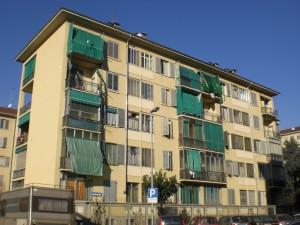 INA-Casa, via Baiardi 23, 25