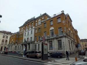 Palazzo Servizi d'Igiene e Sanità