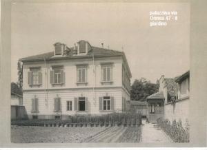 Stazione Agraria, via Ormea 47, giardino