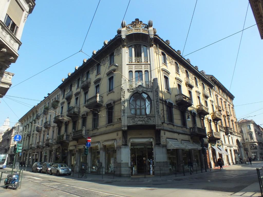 Casa florio nizza museotorino for Casa moderna a torino