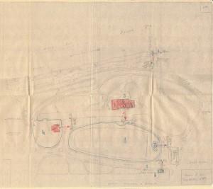 Bombardamenti aerei. Censimento edifici danneggiati o distrutti. ASCT Fondo danni di guerra inv. 363 cart. 6 fasc. 2. © Archivio Storico della Città di Torino