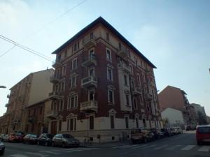 Edificio residenziale in via Beaulard 38D. Fotografia di Paola Boccalatte, 2014. © MuseoTorino