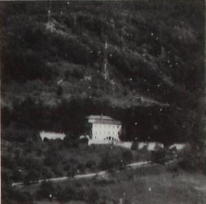 Villa Ebe, già Vigna dei Domenicani