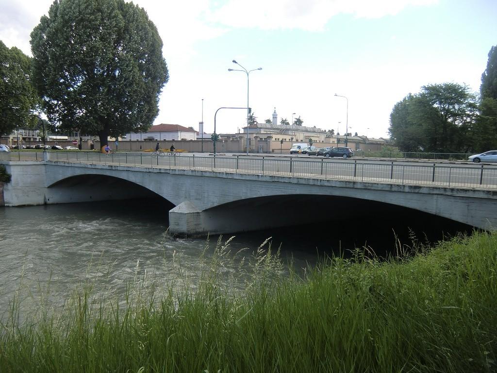 Museotorino scheda attraversamenti fluviali torinesi for Ponte del secondo piano