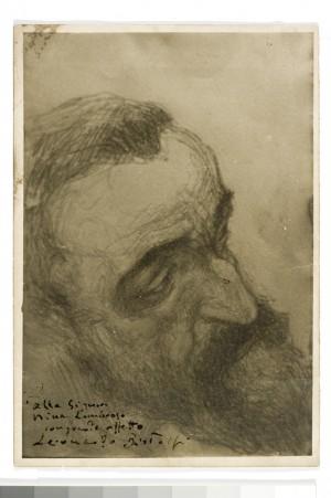 Leonardo Bistolfi (Casale Monferrato 1859 - La Loggia, Torino 1933)