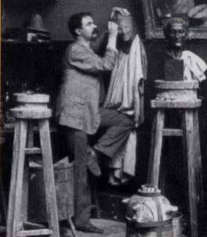 Medardo Rosso (Torino 1858 - Milano 1928)