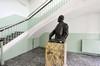 Il busto dedicato a Paolo Boselli, all'interno dell'omonimo istituto. Fotografia di Mauro Raffini, 2010. © MuseoTorino.
