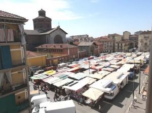 Mercato Vittoria, 2015 © Città di Torino Area Commercio e Attività Produttive