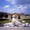 Retro di Villa della Regina con fontana. Fotografia di Bruna Biamino, 2010 ©MuseoTorino