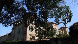 Scorcio del Castello della Saffarona. Fotografia di Paolo Mussat Sartor e Paolo Pellion di Persano, 2010. © MuseoTorino