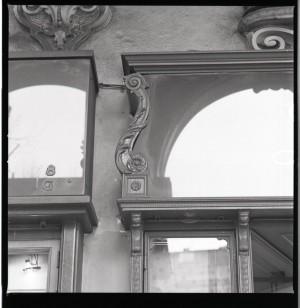 Les Lunettes, ottica, portinsegna, 1998 © Regione Piemonte