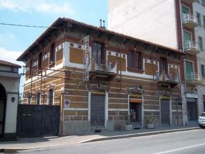 Casa d'abitazione via Pianezza 81