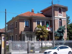 Casa Ameglio, via Servais 10