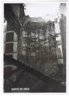 Teatro di Torino (già Scribe), Via Montebello 5.  Effetti prodotti dai bombardamenti dell'incursione aerea dell'8 dicembre 1942. UPA 2697D_9C05-07.© Archivio Storico della Città di Torino