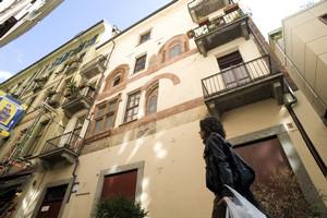 Casa Romagnano (3). Fotografia di Marco Saroldi, 2010. © MuseoTorino.