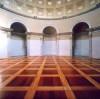 Pantheon di Mirafiori, interno dopo il restauro © EUT 10