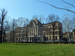 INRIM Istituto Nazionale di Ricerca Metrologica, Istituto elettrotecnico Nazionale Galileo Ferraris