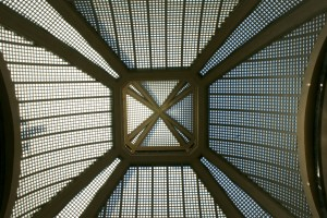 Cupola della Galleria San Federico. Fotografia di Edoardo Vigo, 2012.
