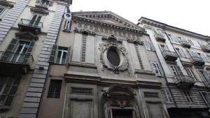Chiesa di San Giuseppe, 1683-1690. Fotografia di Paolo Mussat Sartor e Paolo Pellion di Persano, 2010. © MuseoTorino