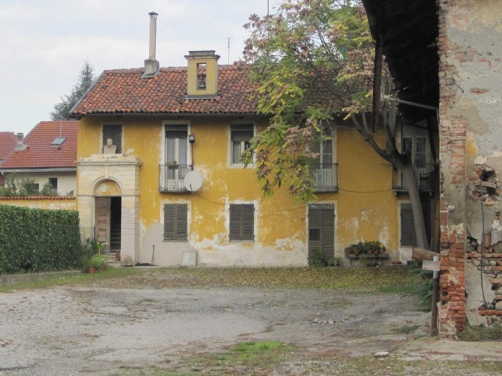 Cascina prebenda andonno museotorino for Casa padronale