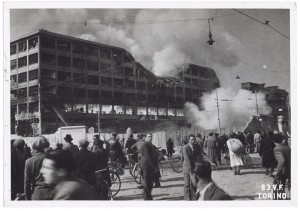 Bombardamenti sulle fabbriche