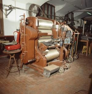 Confetteria Pasticceria Pfatisch, laboratorio, 1998 © Regione Piemonte
