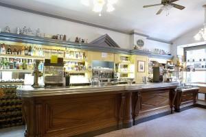Nuovo Talmone, ex Caffè Raviolo, interno, Fotografia di Marco Corongi, 2005 ©Politecnico di Torino