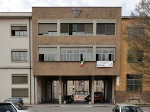 Ceat, stabilimento di via Leoncavallo, marzo 2011. Fotografia di Mattia Mammoliti.