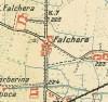 Cascina Taschera. Istituto Geografico Militare, Pianta di Torino e dintorni, 1911. © Archivio Storico della Città di Torino