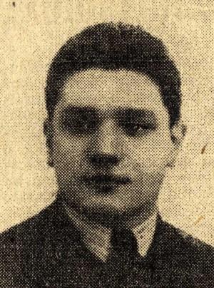 Alessandro Brusasco (Refrancore, Asti, 1925 - Torino, 1943)