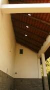 Particolare copertura della cascina Spinetta. Fotografia di Edoardo Vigo, 2012.