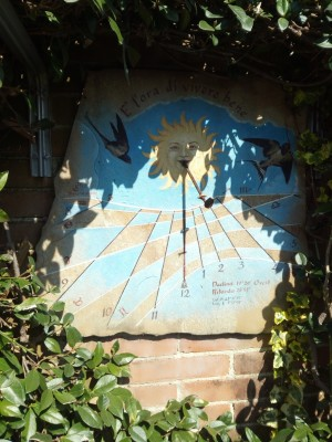 Orologi solari e meridiane