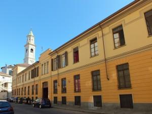 Istituto Sacra Famiglia in via Le Chiuse. Fotografia di Paola Boccalatte, 2013. © MuseoTorino