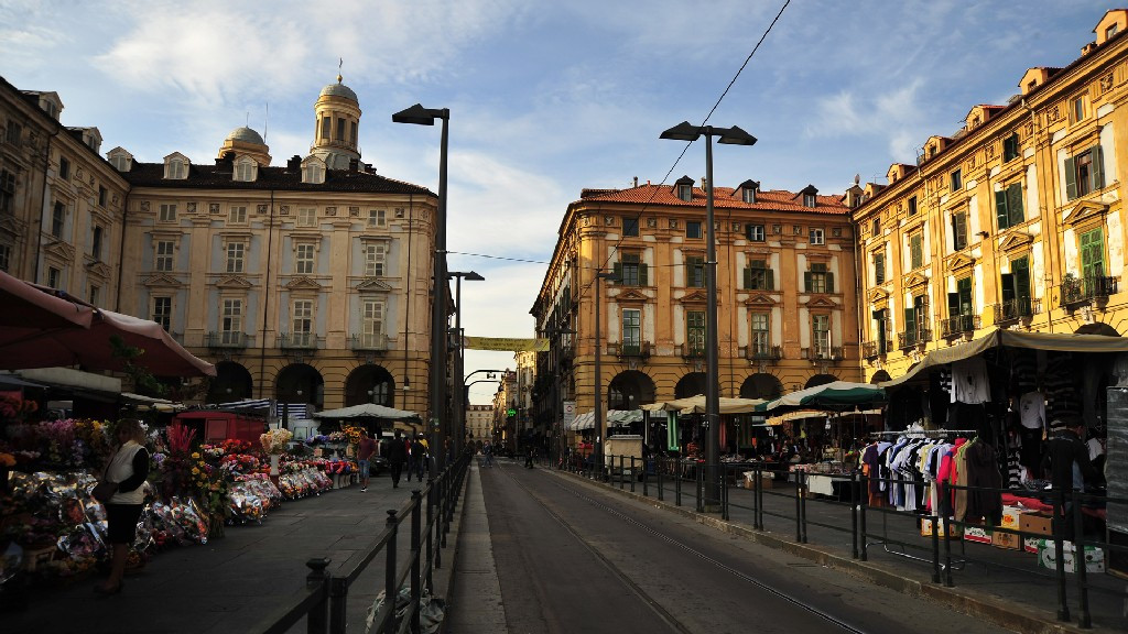 Torino museotorino - Mercato coperto porta palazzo orari ...