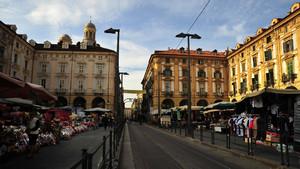 Isolati di Piazza della Repubblica o di Porta Palazzo, già noti come Isole di Sant'Ignazio e di Santa Croce