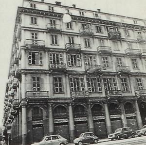 Casa delle colonne, già casa Ponziovaglia o Ponzo Vaglia, Aghemo e Ferroggio