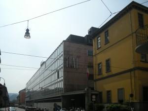 Distretto Militare. Caserma Giuseppe Arimondi