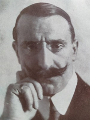 Enrico Thovez (Torino 1869 - 1925)