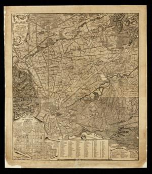 Carta Topografica Dimostrativa (De Caroly, 1785)