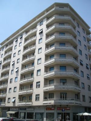 Edificio di civile abitazione già Fabbrica Fratelli Pattoni via Nizza 164